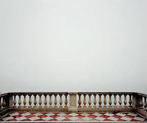 balcony, fog, and venice image