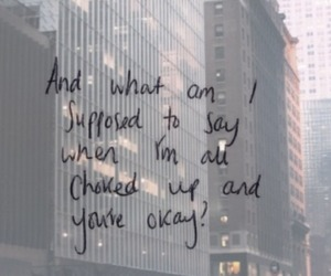 the script, quote, and Lyrics image