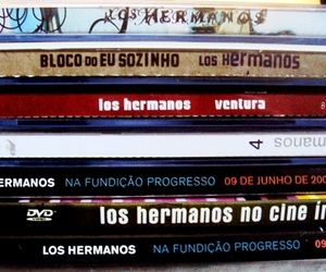 brasil, cds, and los hermanos image