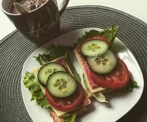 breakfast and fitness image