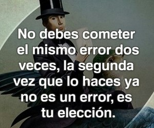error and frases image