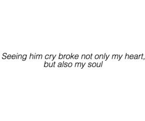 boy, heartbroken, and her image