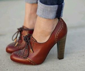 shoes, heels, and oxford image