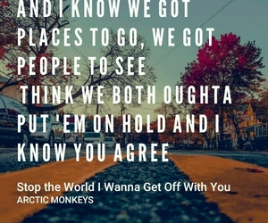 alternative, arctic monkeys, and cancion image