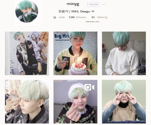 fanfiction, bts, and instagram image