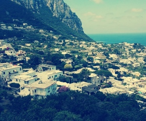 capri, Island, and italy image