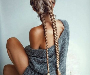 braid, braided, and double image