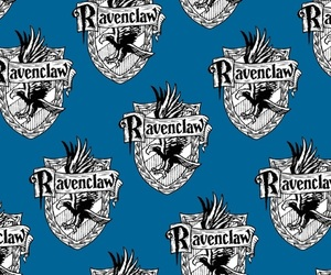 wallpaper, hogwarts, and ravenclaw image