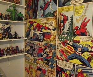 DC, decor, and geek image