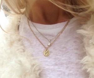 beautiful, blonde, and fur image