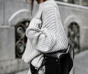 girl, outfit, and street style image