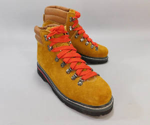 etsy, old school, and leather hiking boots image