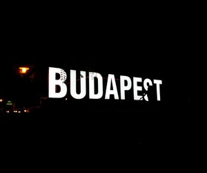 budapest, city, and black and white image