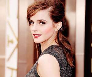 emma watson, oscar, and harry potter image