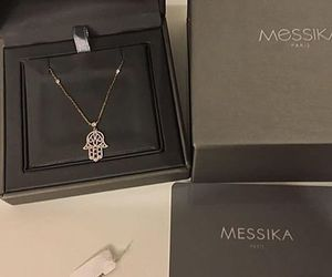 accessories, paris, and messika image