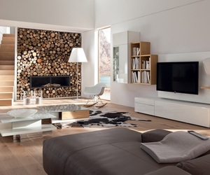 home, living room, and luxurious image