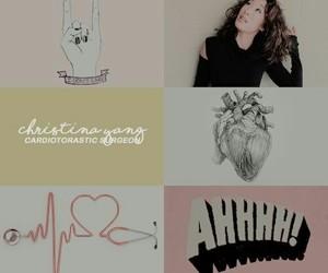 cristina yang, sandra oh, and grey's anatomy image