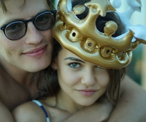 gregg sulkin and danielle campbell image