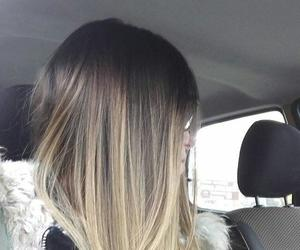 aesthetics, hair, and hair color image