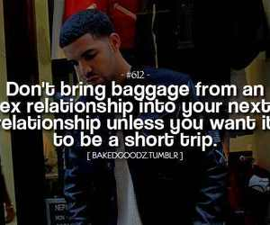 Drake, Relationship, and hiphop image