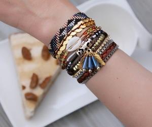 bohemian, ibiza bracelet, and ibiza armband image