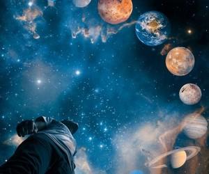 galaxy, amazing, and art image