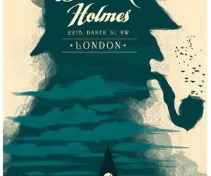 sherlock holmes, sherlock, and london image