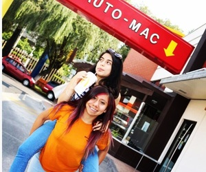friendship, fries, and McDonald's image