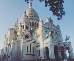 montmartre, paris, and sacrecoeur image