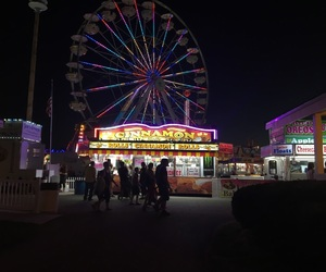 carnival, date, and ferris wheel image