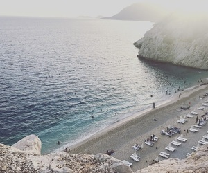 beach, beauty, and earth image