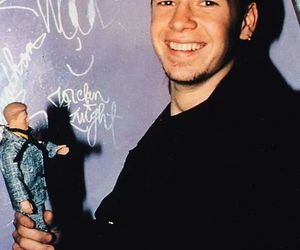 nkotb, donnie wahlberg, and donnie wahlberg young image