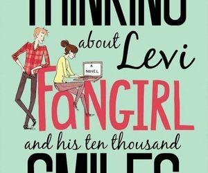 book, levi, and romance image