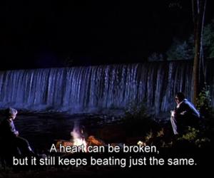 broken, films, and heart image