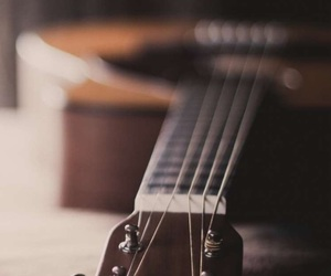 guitar, music, and wallpaper image
