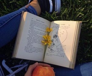 alternative, book, and grunge image