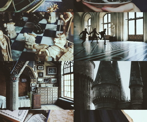 aesthetic, aesthetics, and harry potter image