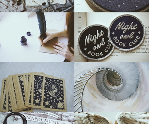 aesthetic, potter, and aesthetics image