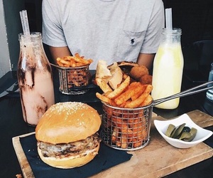 food, delicious, and restaurant image