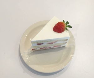 aesthetic, asian, and cake image