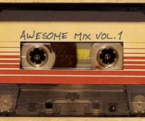 cassette, mix tape, and tape image