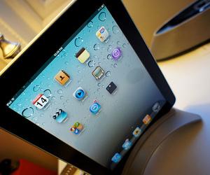 photography, ipad, and apple image