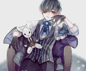 awesome, ciel, and dark image