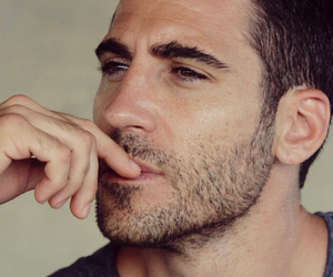he, sexy, and miguel angel silvestre image