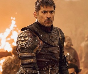 got, game of thrones, and jamie lannister image