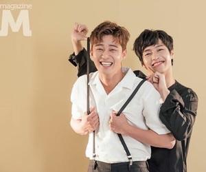 park seo joon, korean, and kdrama image