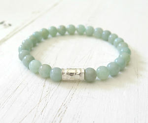 amazonite, blue, and jewelry image