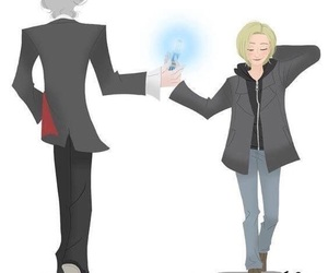 art, doctor who, and time lord image