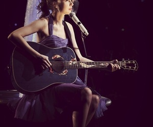 Taylor Swift, guitar, and pretty image