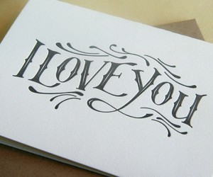 font, word, and love image